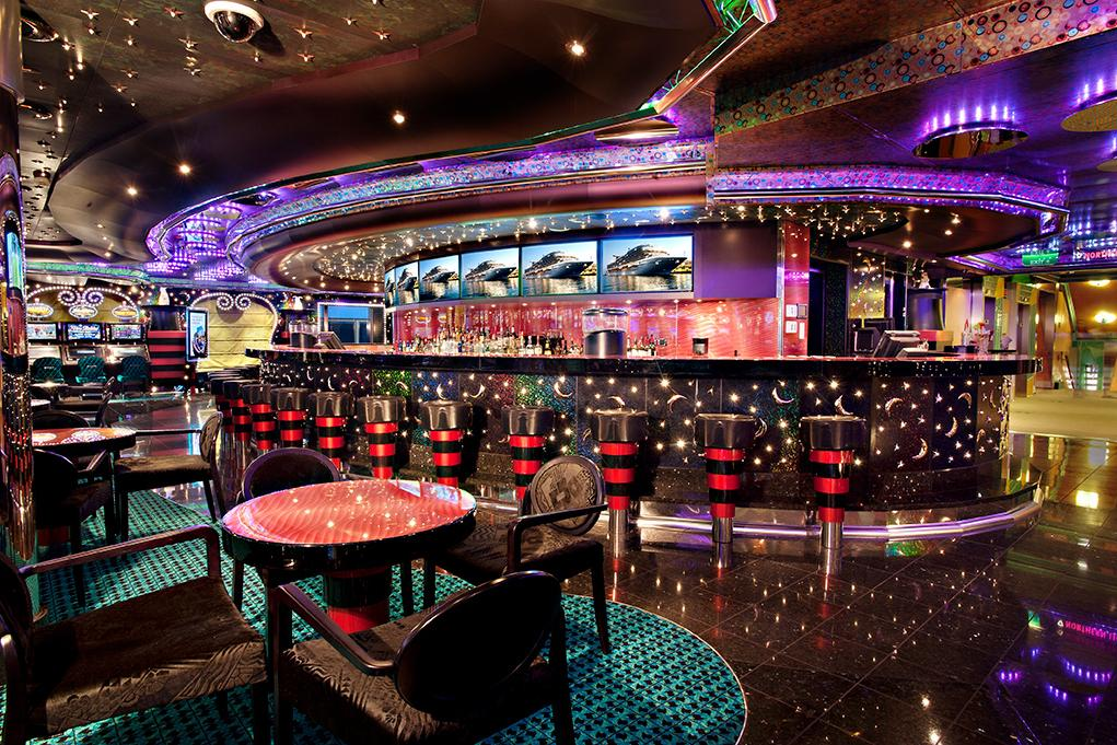 Hattrick-Bar Carnival Magic
