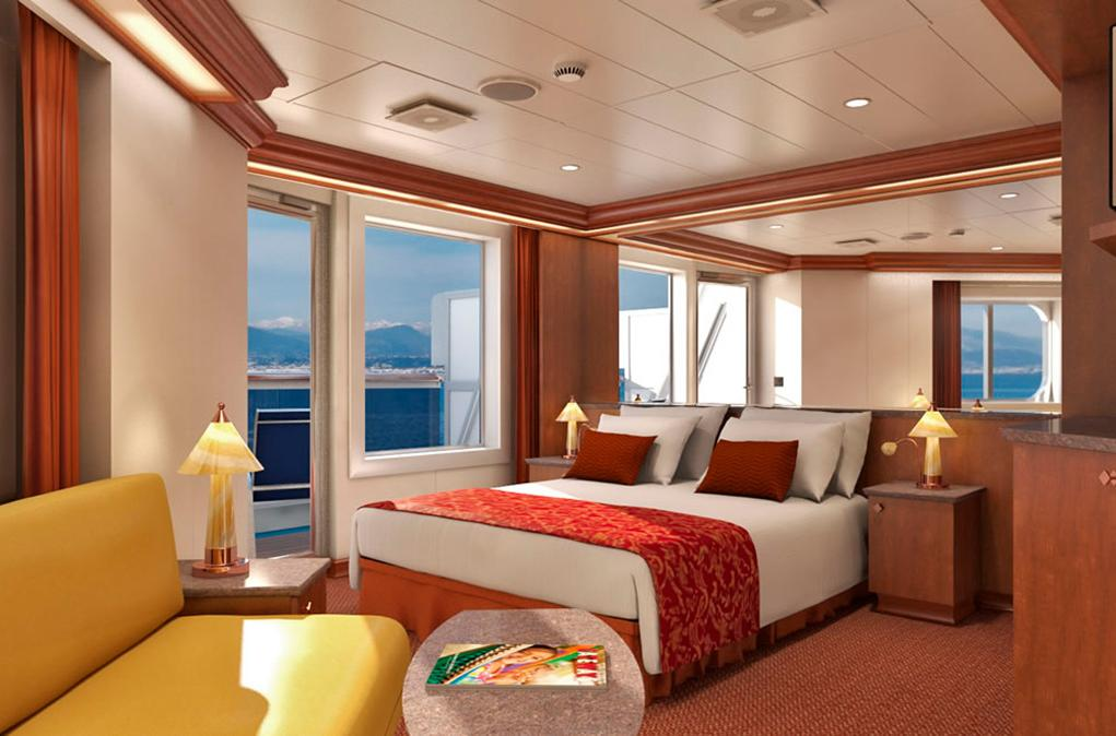 Junior-Suite Carnival Magic