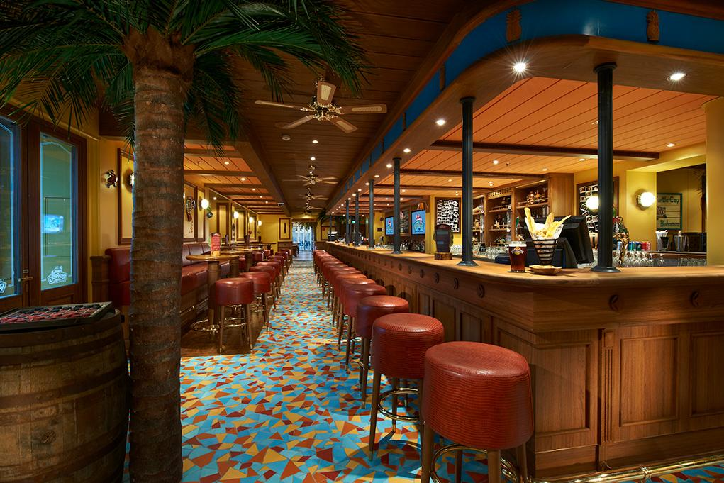 Red-Frog-Pub Interior Carnival Magic