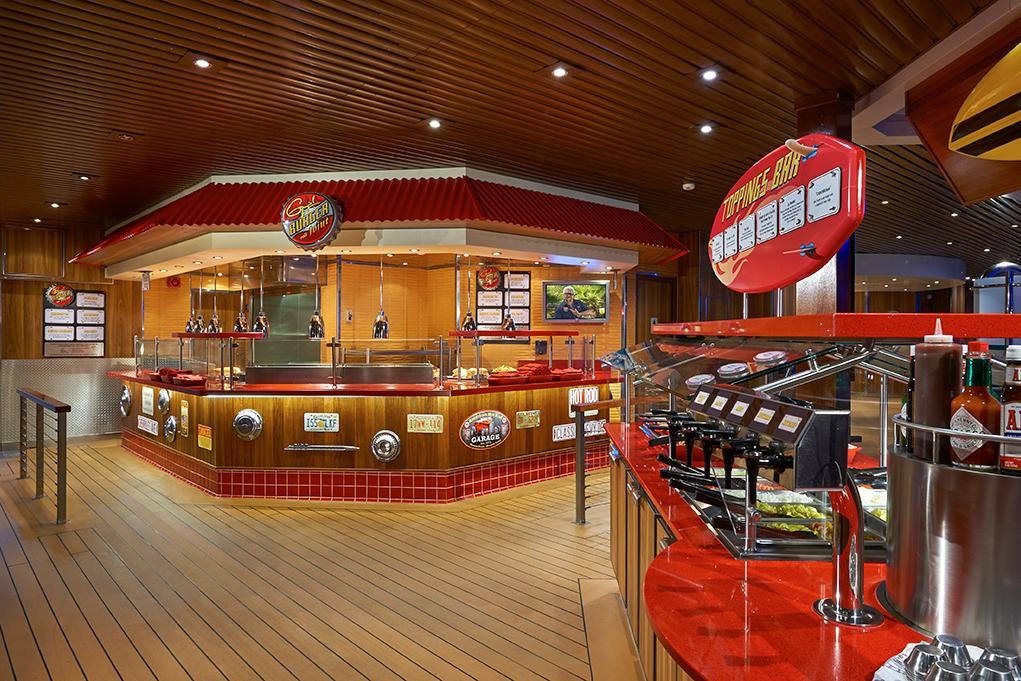 Guys-Burgers Carnival Magic