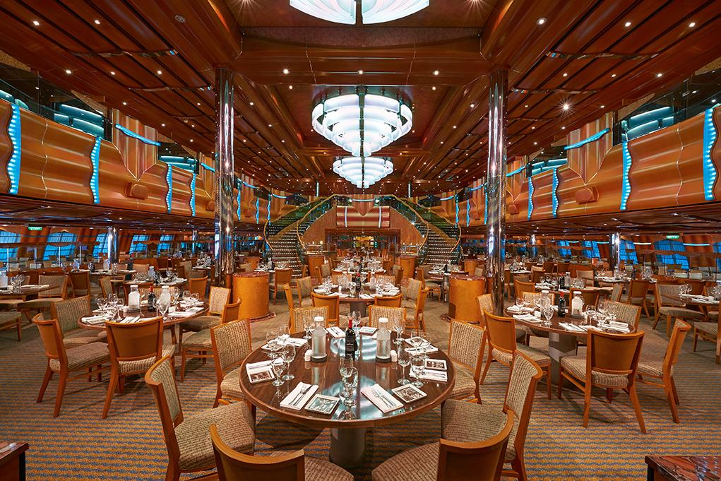 Restaurante-Northern Carnival Magic