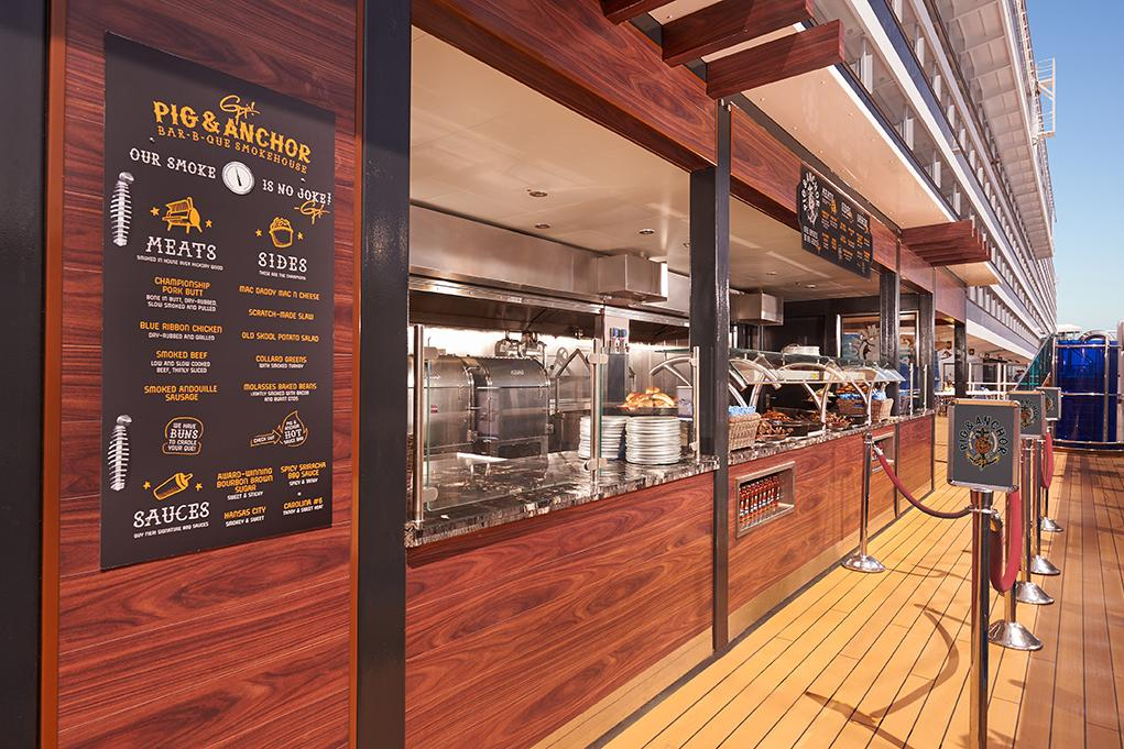 Restaurante-Pig-Anchor Carnival Magic