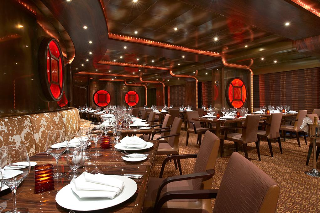 Restaurante-Steakhouse Carnival Magic