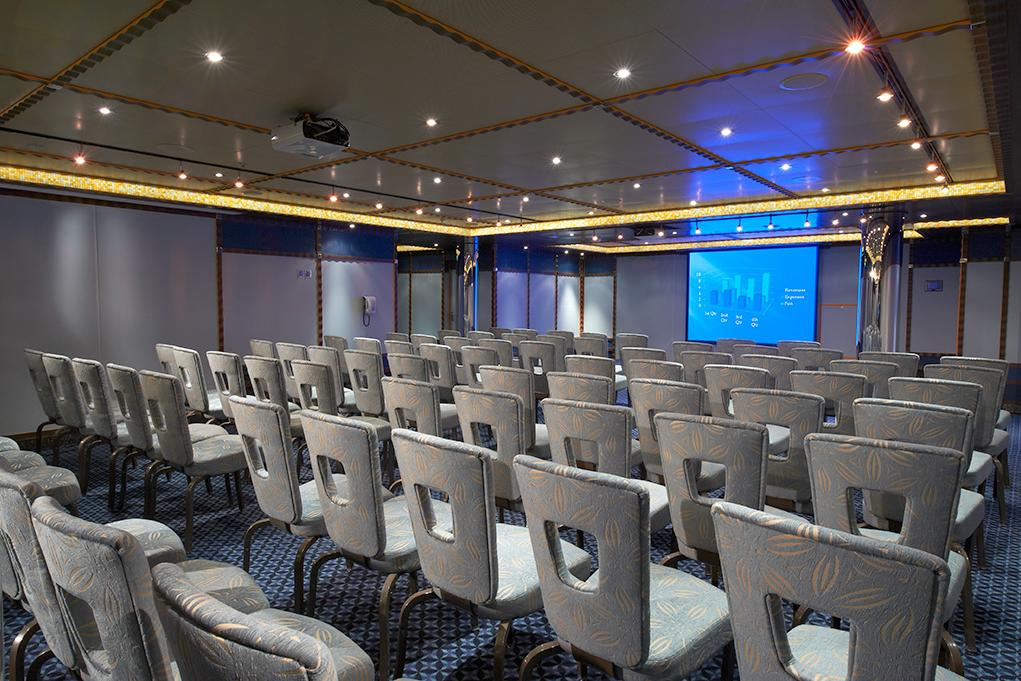 Sala-de-Conferencias Carnival Magic