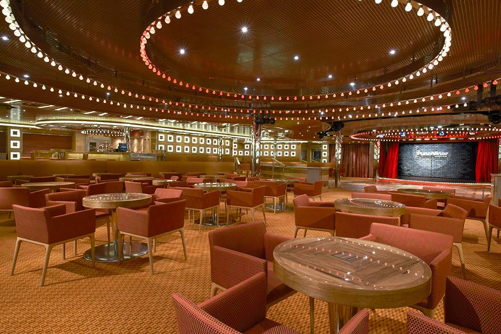 Spot-Light-Lounge Carnival Magic