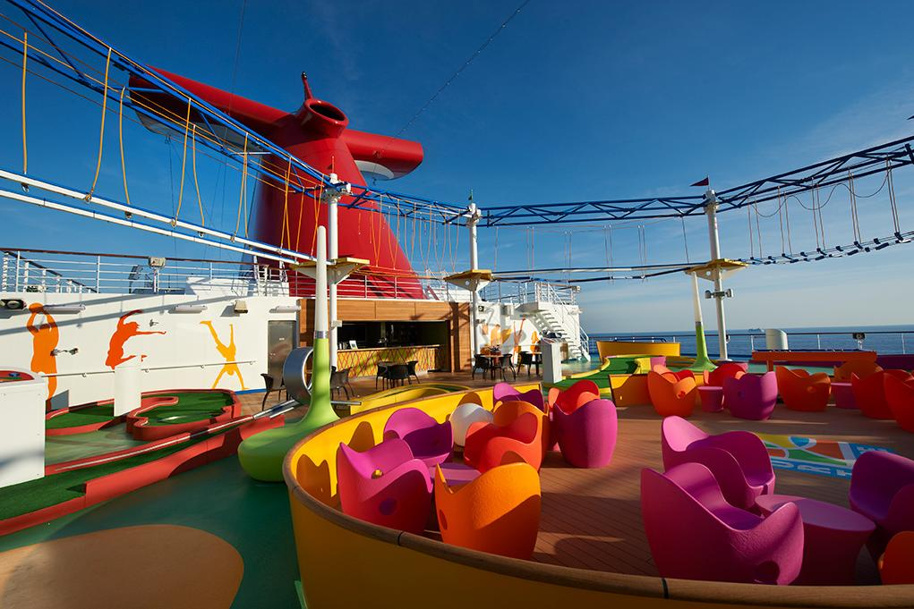Sports-Square Carnival Magic