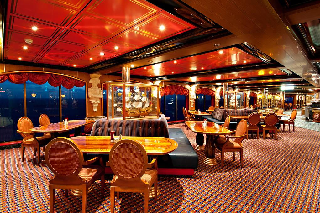 Restaurante-buffet-Horatio Carnival Miracle