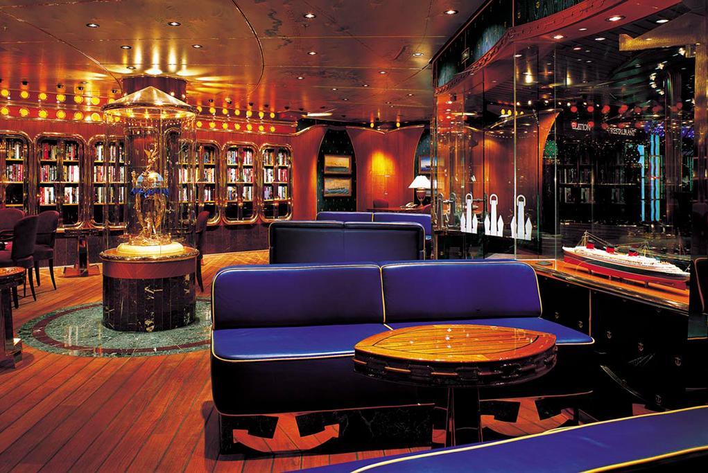Biblioteca-Blue-Riband Carnival Paradise