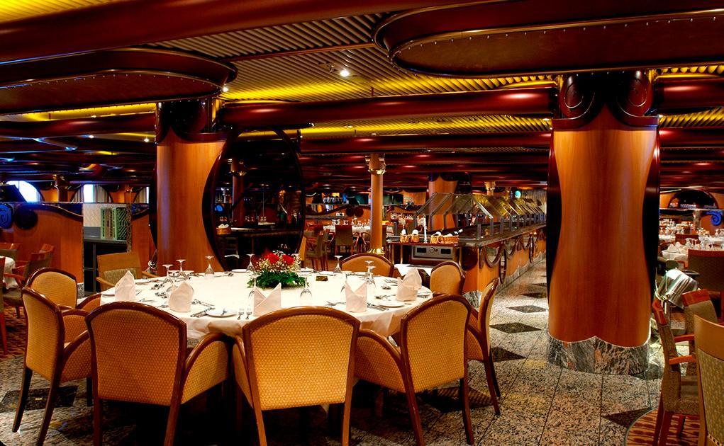 Restaurante-principal-Destiny Carnival Paradise