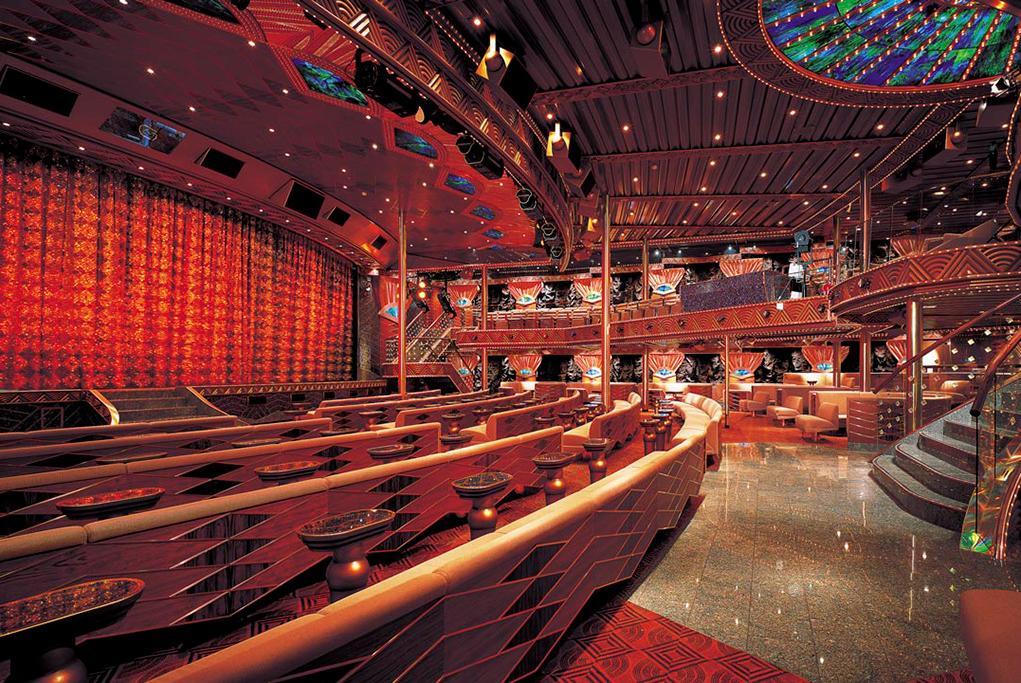 Teatro-Normandie Carnival Paradise