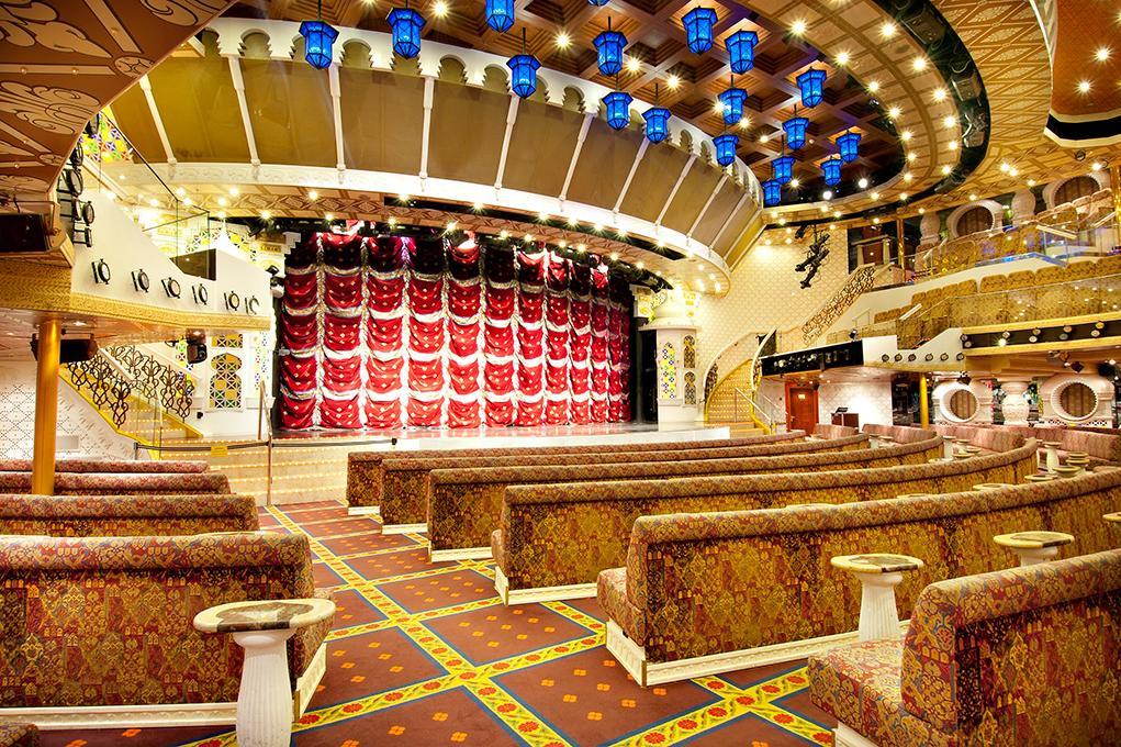 Teatro-Taj-Mahal Carnival Pride