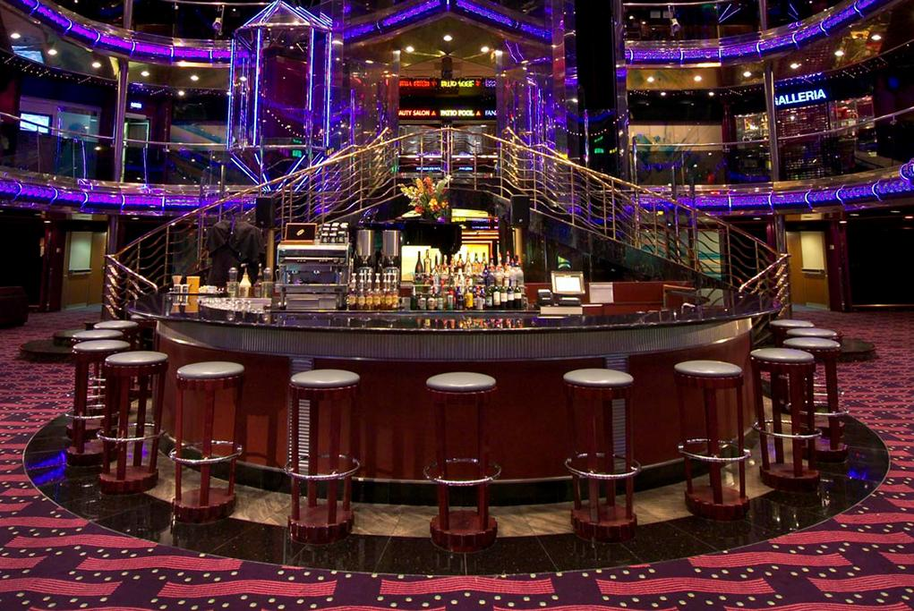 Bar-Grand-Atrium Carnival Sensation