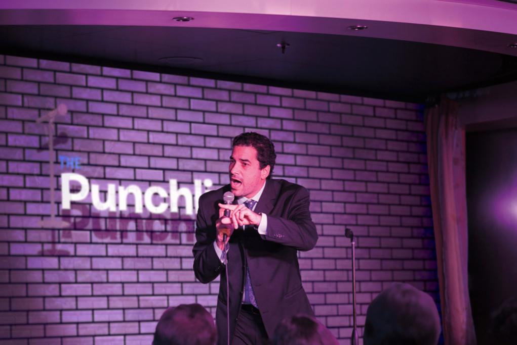 Camarote The Punchliner Comedy Show - Carnival Radiance