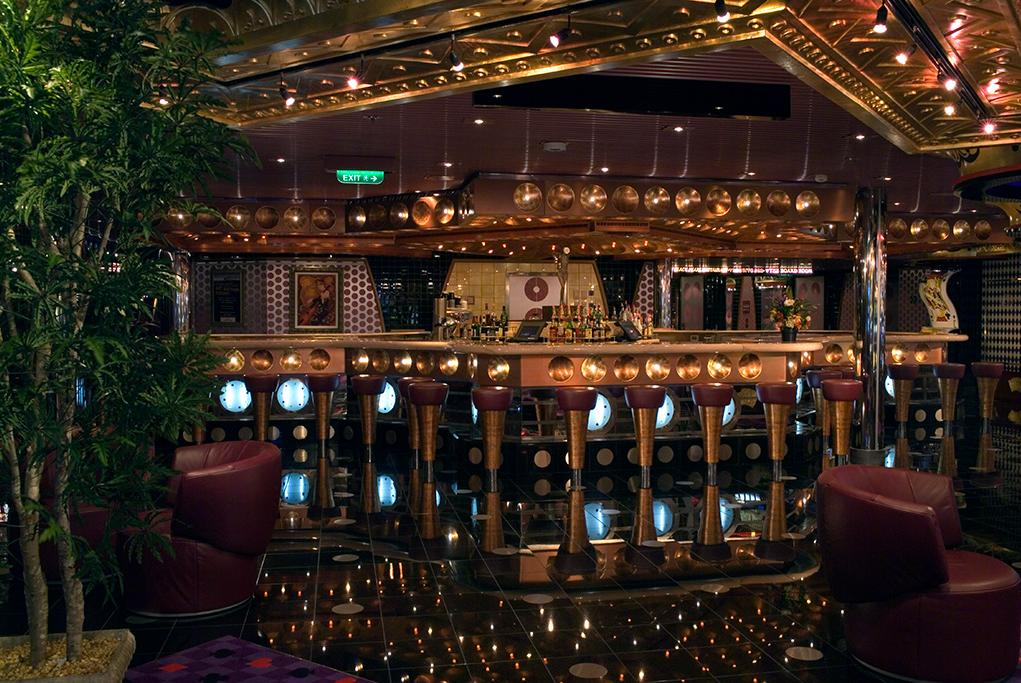 Casino Bar Carnival Splendor