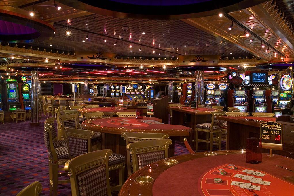 Casino Carnival Splendor