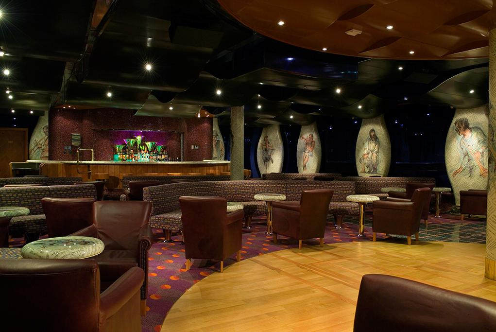 Cool-Jazz-Club Carnival Splendor