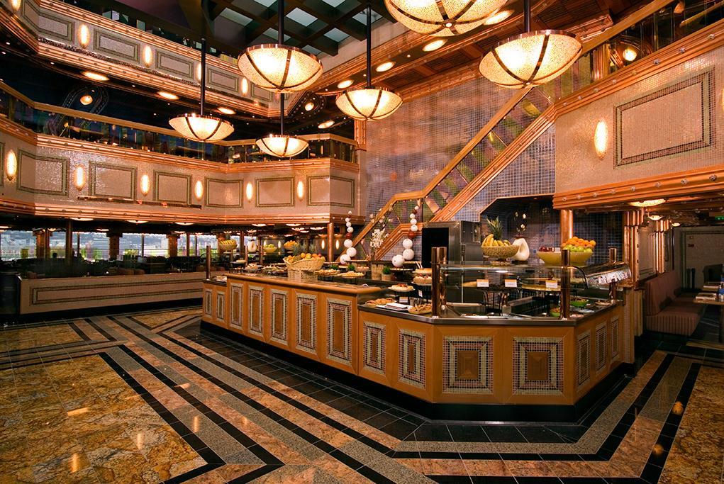Restaurante-Lido-Grill Carnival Splendor