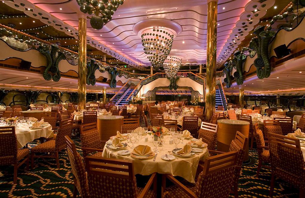 Restaurante-Principal-Black-Pearl Carnival Splendor