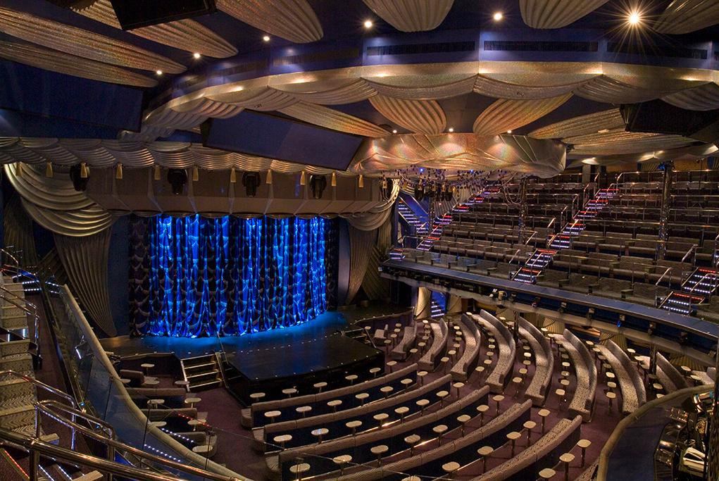 Teatro Carnival Splendor