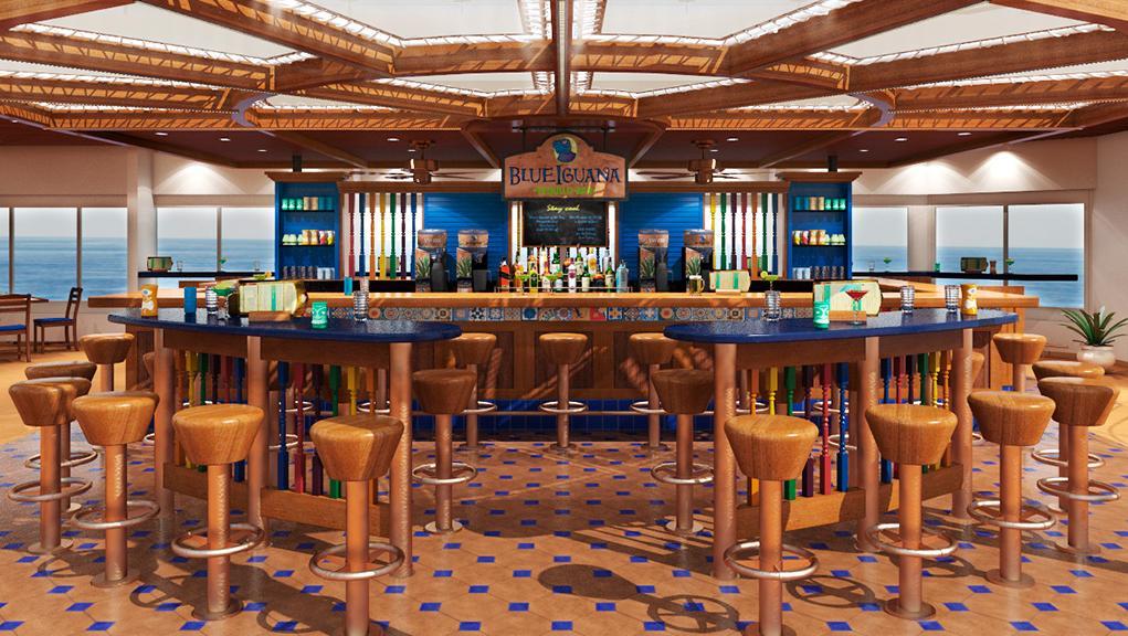 Blue-Iguana-Tequila-Bar Carnival Sunshine