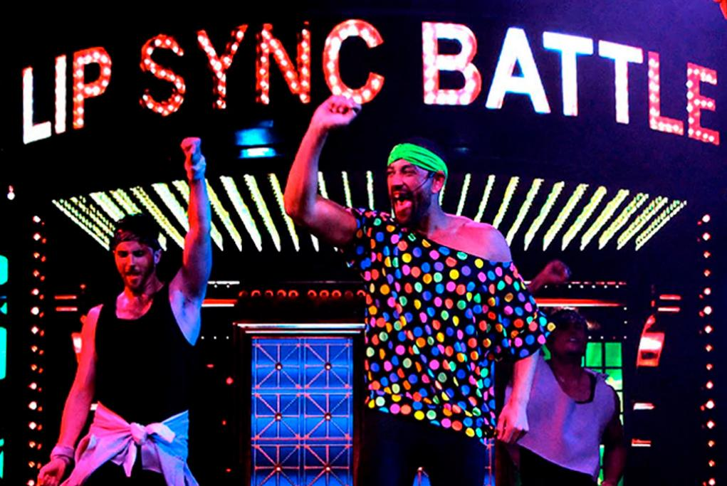 Lip-Sync-Battle Carnival Sunshine