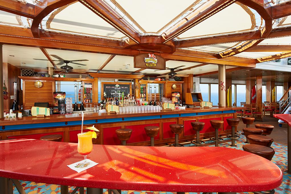 Red-Frog-Rum-Bar Carnival Sunshine