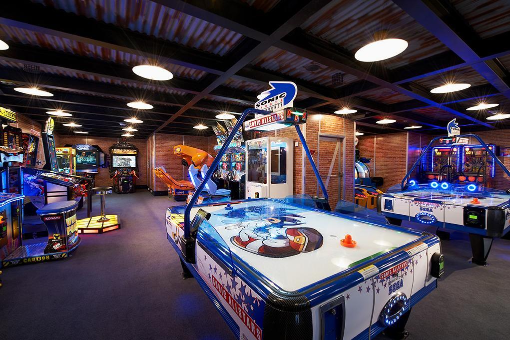 Arcades-Ware-House Carnival Sunshine
