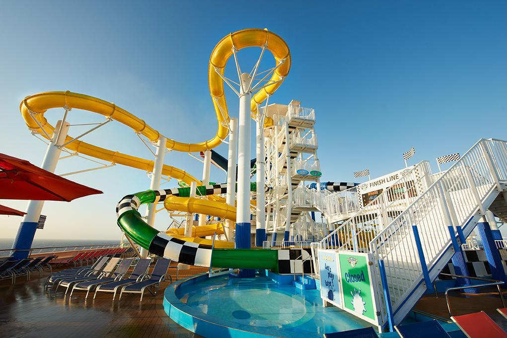 Water-Works Carnival Sunshine