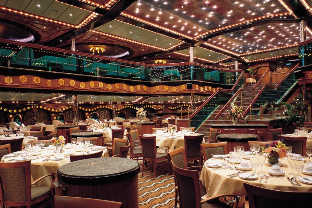 Camarote Restaurantes principales - Carnival Triumph