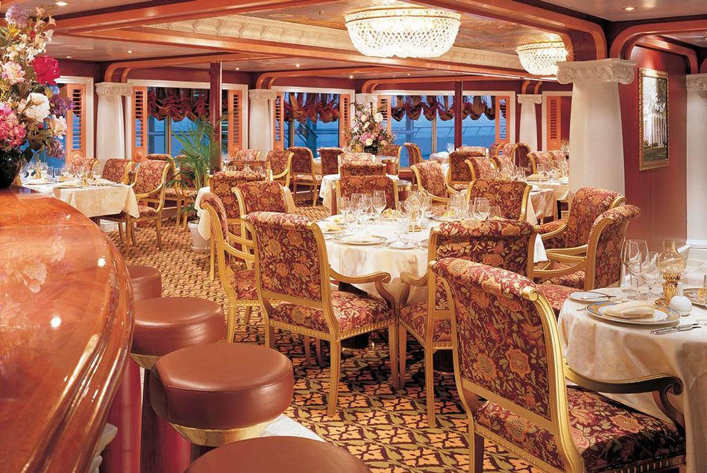 Restaurante-Scarletts-Steakhouse Carnival Valor
