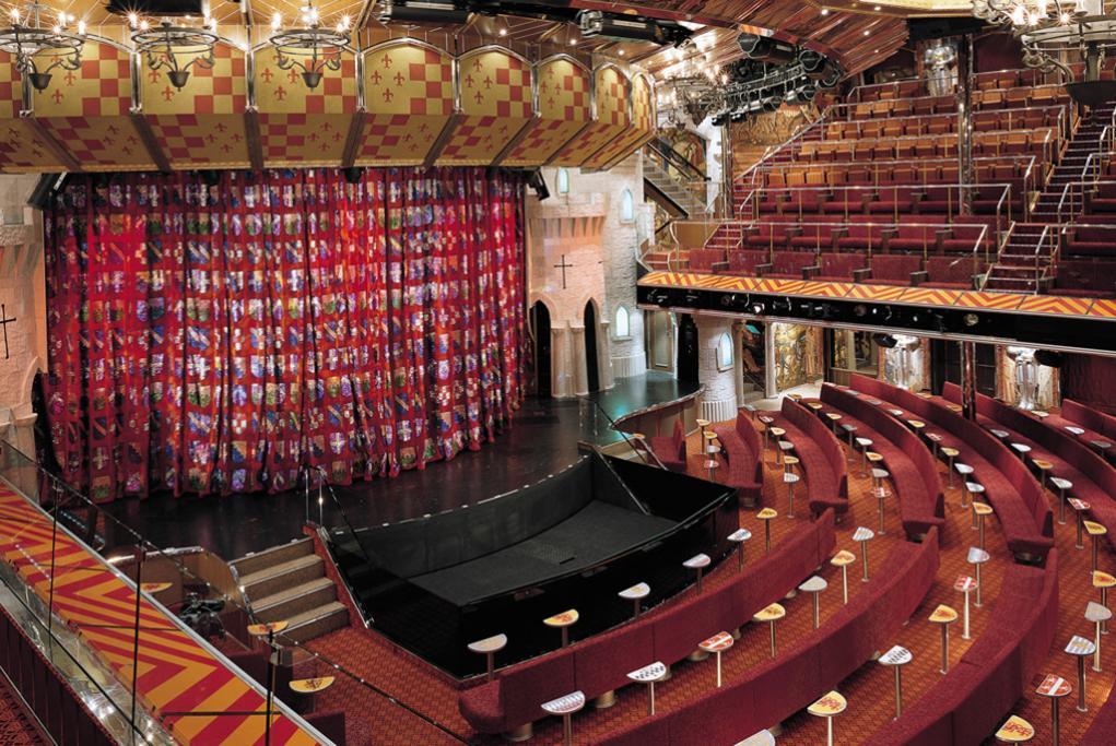 Teatro Carnival Valor
