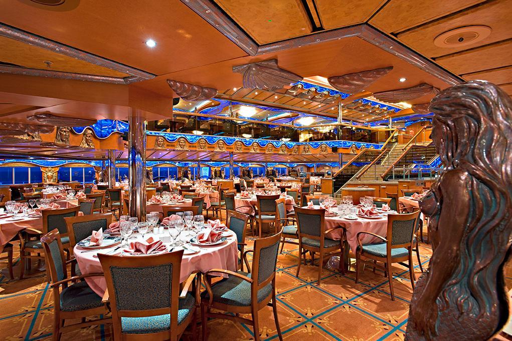 Restaurante-principal-Atlantic Carnival Victory