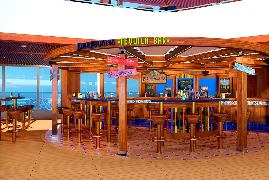 Blue-Iguana-Tequila-Bar Carnival Vista