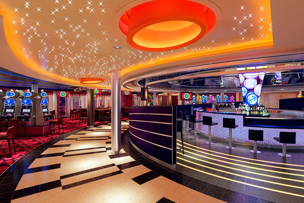 Casino-Bar Carnival Vista