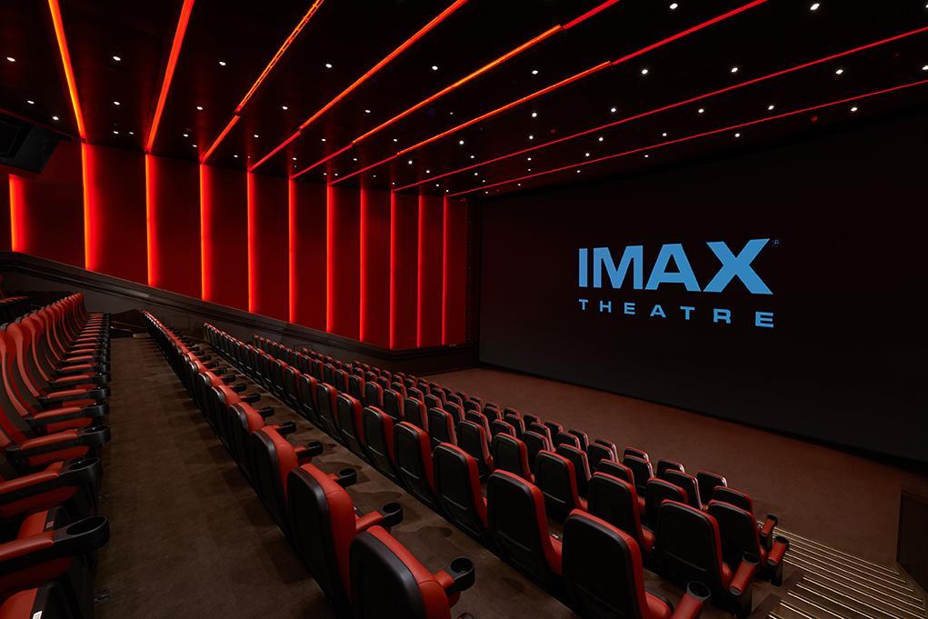 Cine-IMAX Carnival Vista