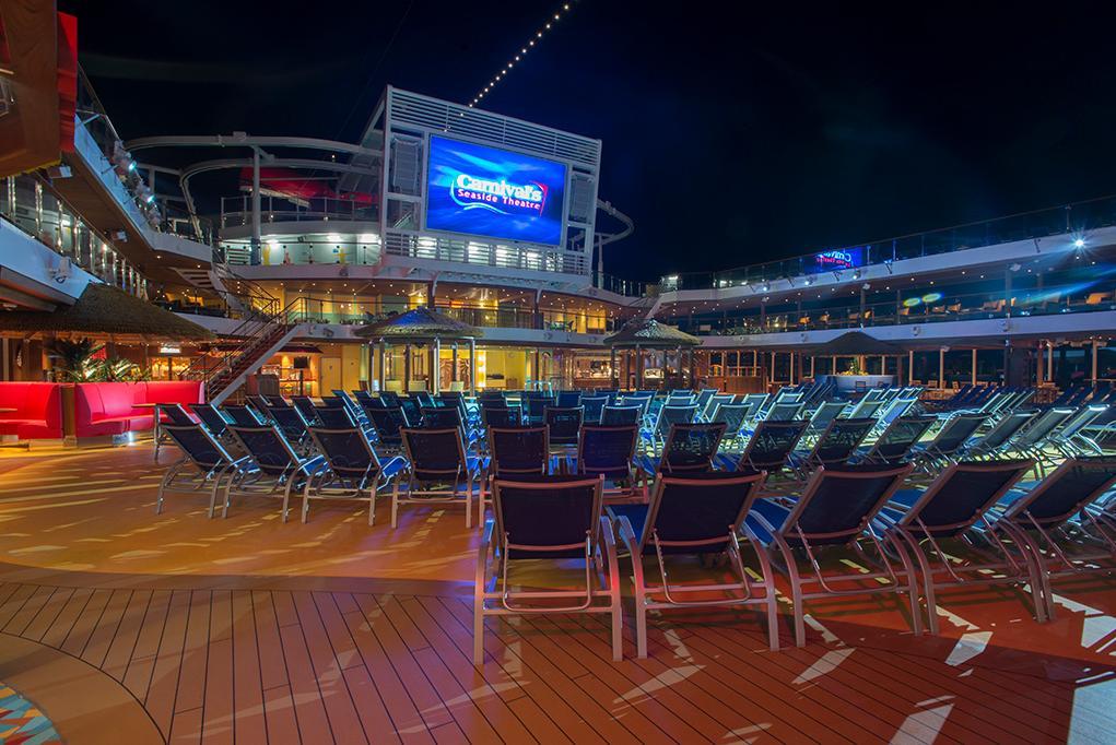 Cine-Teatro-Seaside Carnival Vista