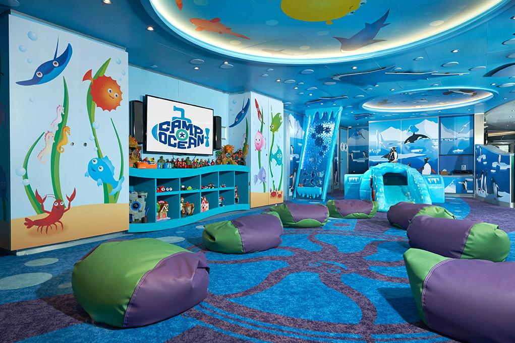 Camp-Ocean-Penguins Carnival Vista