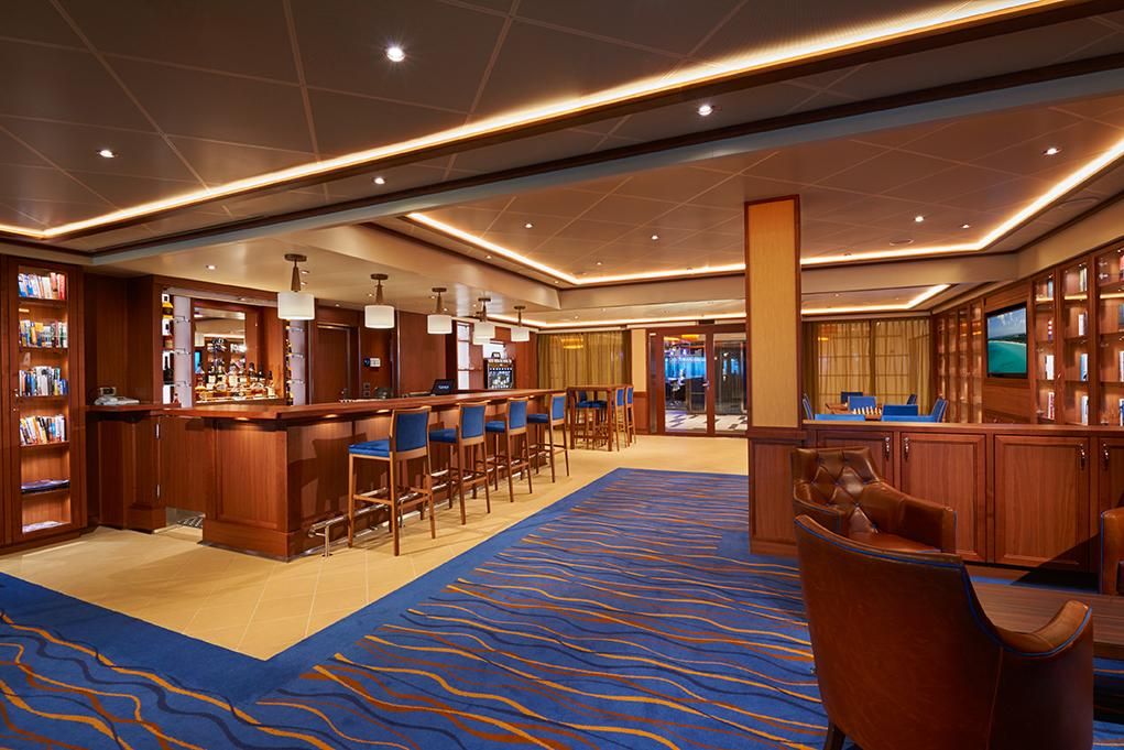 Library Bar Carnival Vista