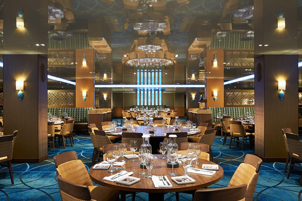 Restaurante-Reflections Carnival Vista
