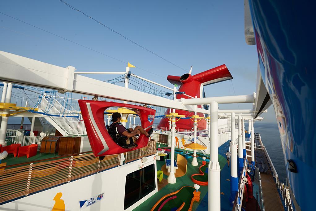Skyride Carnival Vista