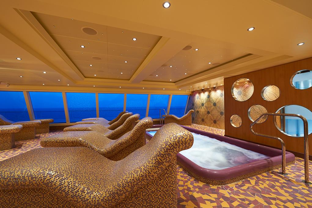 Spa-Cloud9 Carnival Vista