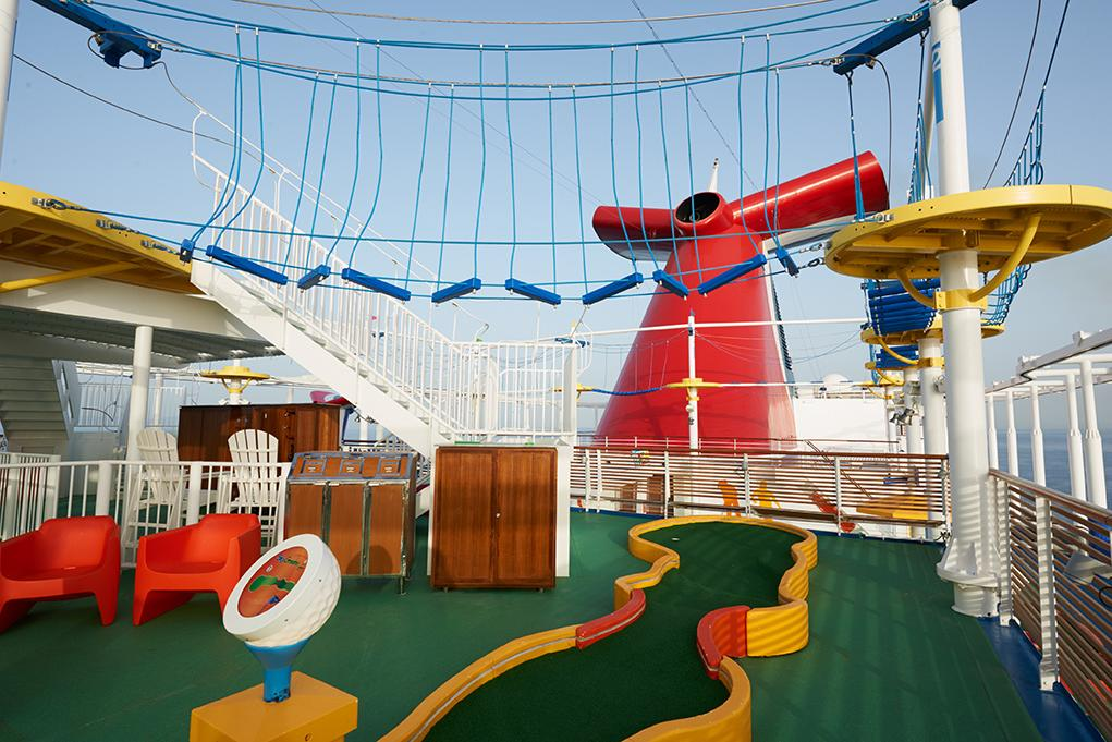 SportsSquare Carnival Vista