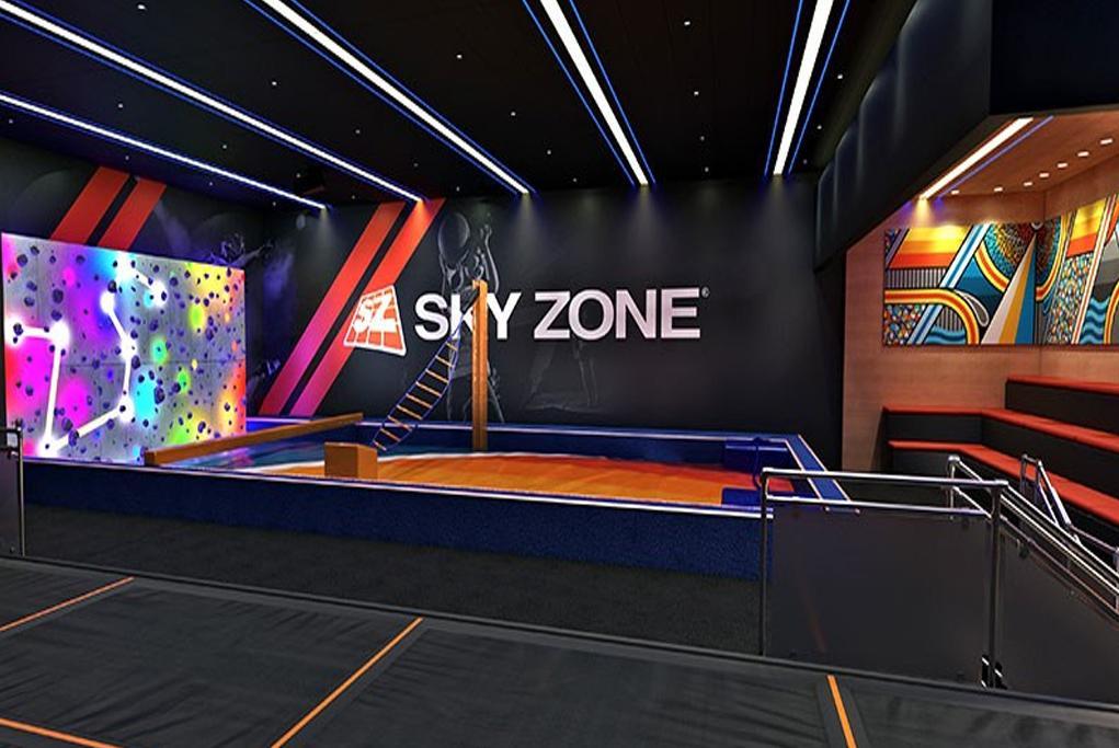 Camarote Sky Zone - Carnival Panorama