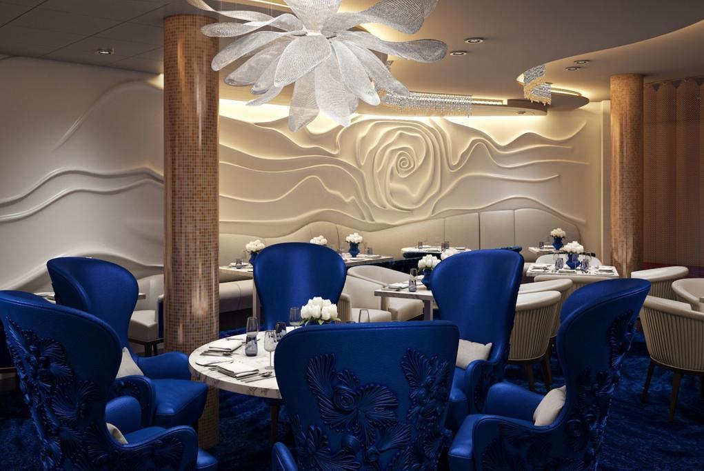 Camarote Restaurantes exclusivos - Celebrity Edge