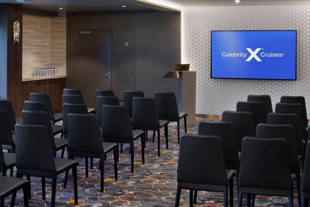 Meeting Room Celebrity Edge