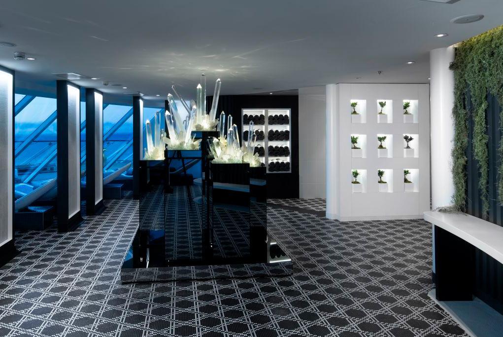 Spa - Thermal Suites Celebrity Edge