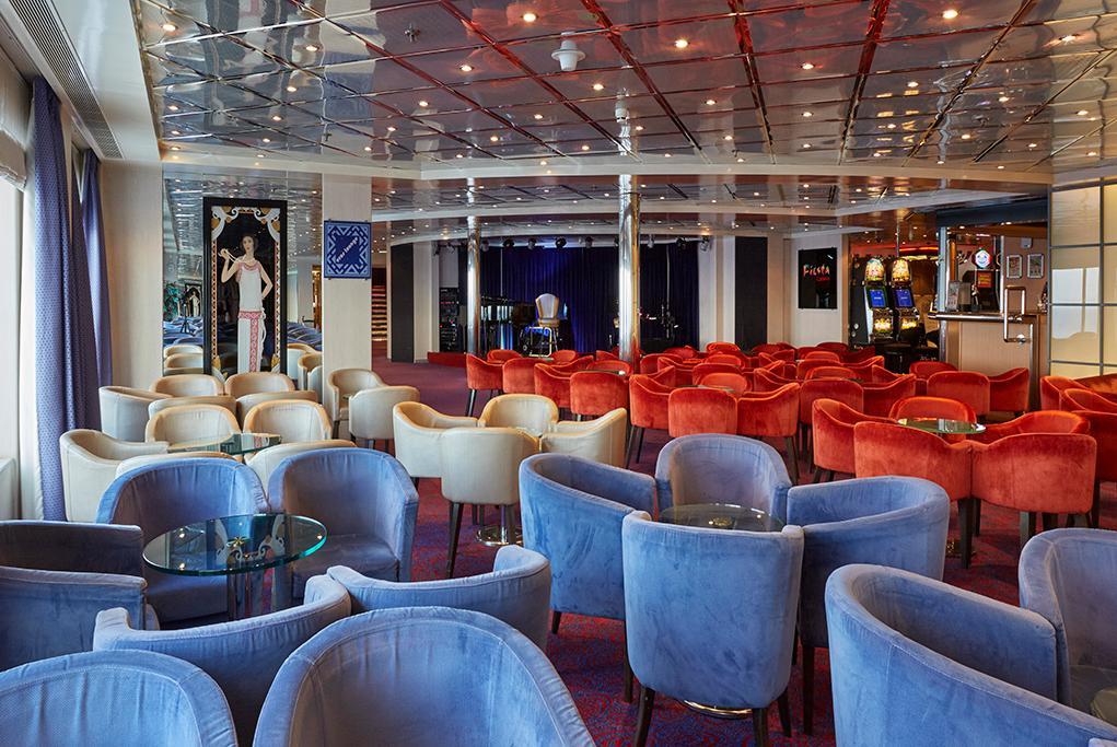 Lounge Eros Celestyal Crystal