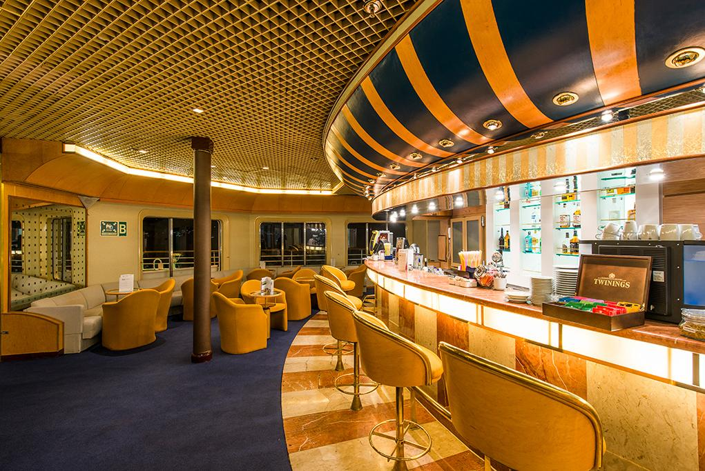 Eros Lounge Celestyal Nefeli