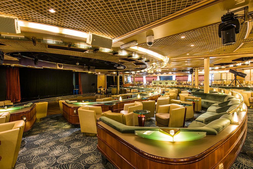 Muses Lounge Celestyal Nefeli