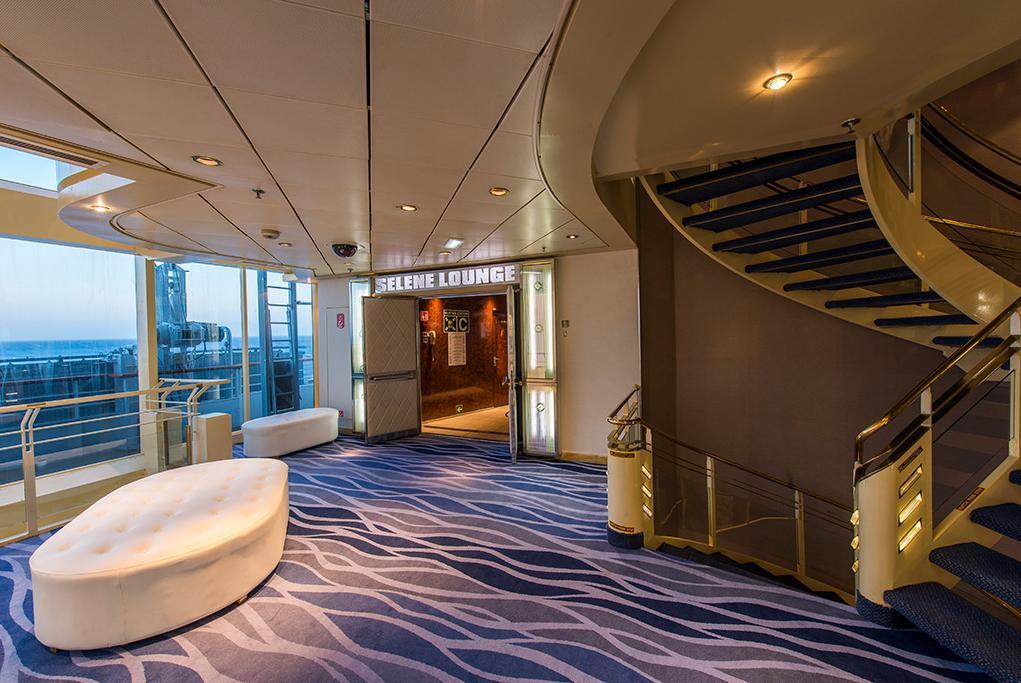 Selene Lounge Celestyal Nefeli